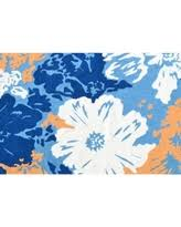 Hibiscus Rug Don U0027t Miss This Deal On Grey Handmade Uv Polyester Hibiscus Rug 5
