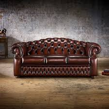 oxford sofa oxford 3 seater sofa from timeless chesterfields uk