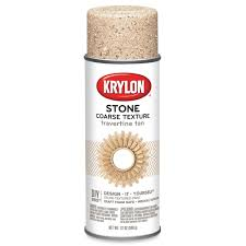 krylon make it stone spray paint blick art materials