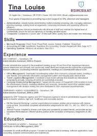 great resume exles resume sle fungram co