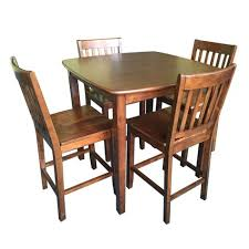 northcrest carlyle 5 pc high dining set shopko