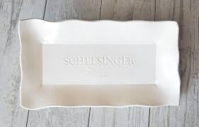 personalized serving trays platters engraved serving platter brianca designs
