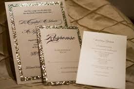 create your own wedding invitations glitter wedding invitations lilbibby
