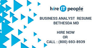 sle resume for business analyst role in sdlc phases system business analyst resume bethesda md hire it people we get it done