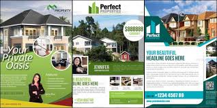 free real estate flyer templates showcase of high quality real estate flyer templates