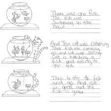 grade 2 level 2 writing sample