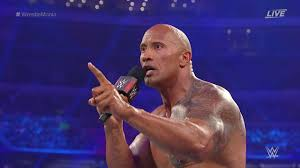 playstation 4 wrestlemania 32 review judge reviews doctored campaign photo with the rock 411mania