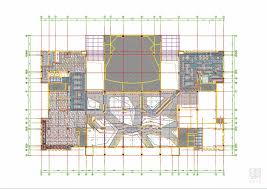 Floor Plan View Gallery Of Tongling New Library Yue Design 14