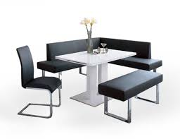 Contemporary Nook Dining Set Nelson Corner Breakfast Nook Set - Kitchen table nook dining set
