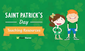 saint patrick u0027s day teaching resources u2013 teach starter