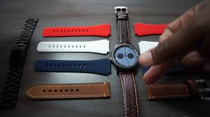 Frontier Carry On by Samsung Gear S3 Frontier Watch Bands Youtube