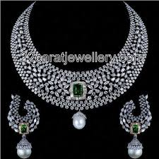 designer diamond sets 29 heavy diamond necklace sets diamond heavy bridal sets gallery