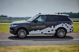range rover pickup conversion news jaguar and land rover vehicles get closer to autonomous city