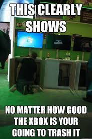 Xbox Memes - xbox oone haters memes quickmeme