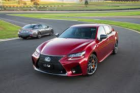 lexus gs f v10 lexus flex its muscles gs f is officially launched ultimate car