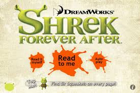 shrek kids u0027 book hd app store