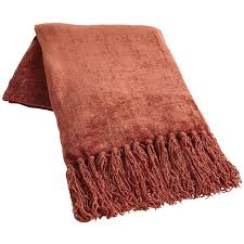 chenille throws for sofas clay chenille throw pier 1 imports