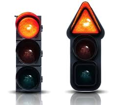 lighting for visually impaired lights for visually impaired traffic light as redesigned the color