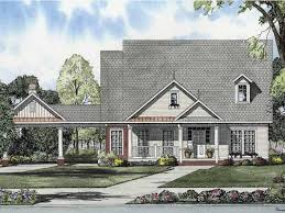 House Plans With Breezeway Finials And A Charming Porte Cochere Hwbdo14772 Colonial From