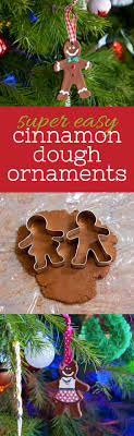 easy cinnamon ornaments wholefully