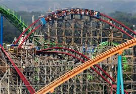 New Texas Giant Six Flags Over Texas Six Flags Reopens Texas Giant Ride After Death Times Free Press
