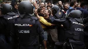abstimmung in katalonien fast 500 verletzte fc barcelona sagt
