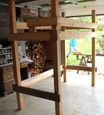 Wood For Building Bunk Beds by Build Bunk Bed Plans Loft Diy Pdf Wood Projects Hand Tools
