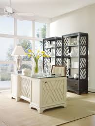 l shaped desk with hutch in home office modern with cinnabar next