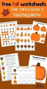 printable fall counting cards u0026 memory match game preschool math