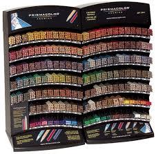 prismacolor pencils premier colored pencil display assortment artist supply source