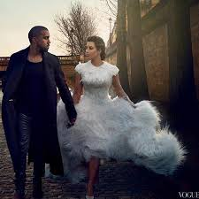 wedding dress kanye i this dress the top of it especially heres my wedding