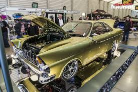 rattletrap car tailspin two door fb holden debuts at motorex video street machine