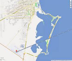 Cancun Map Cancun U2013 Nicht Nur Badespaß Und Partyzone U2013 Insideberlin