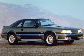 1988 gt mustang 1988 ford mustang gt cars today