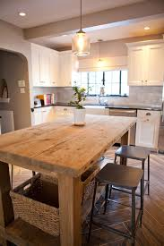 salvaged wood kitchen island 10 best floorings for your rustic kitchen