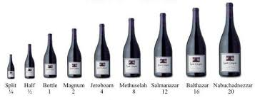 wine bottles complete guide to all large format wine bottles sizes and shapes