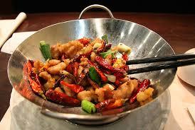 recette de cuisine au wok wok chine informations
