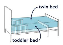 Is A Toddler Mattress The Same As A Crib Mattress How To Transition From Crib To Bed Sleepopolis