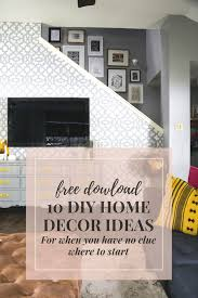 diy home decor ideas on a budget 7 affordable ways to refresh your home love u0026 renovations