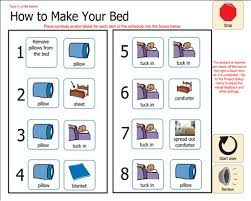 how to make a bed how to make your bed task analysis