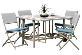 White Patio Dining Set - shop patio dining sets at gardner white furniture