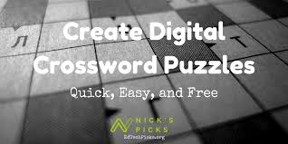 100 make crossword puzzle free printable worksheets web
