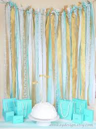 streamer backdrop streamer backdrop ideas fabric garland rag streamer backdrop
