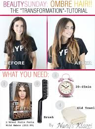 how long does hair ombre last it was time for a change check out my hair tutorial on how to do