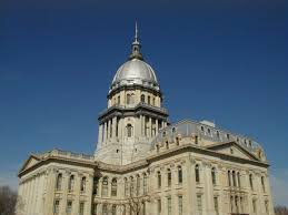 illinois budget war taking a whack out of state economy report