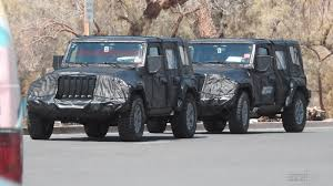 2018 jeep wrangler jl spotted see more jeep wrangler info at add