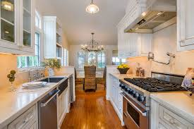 white galley kitchen designs beautiful beach house with impressive decorations exciting beach