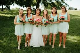 diy bridesmaid dresses