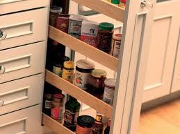 Kitchen Cabinet Slides Kitchen Cabinets Stunning Pantry Cabinet Storage Using Chrome