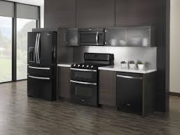 Black Cabinet Kitchens by Ideas Simple Terrific Black Cabinet Kitchen And Dazzling